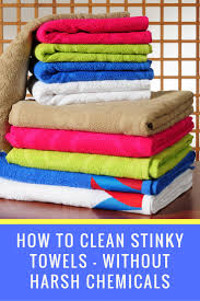 how to get rid of the mildew smell in bath towels nature moms how to clean stinky towels