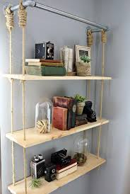 Floating Wood Shelves Diy by Best 25 Easy Shelves Ideas On Pinterest Shelves Wood Floating