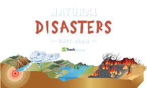 natural disasters unit plan unit plan u2013 teach starter