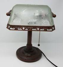 Traditional Bankers Desk Lamp Bankers Lamp Ebay