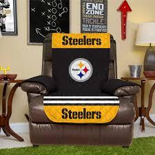 Pittsburgh Steelers Comforter Pittsburgh Steelers Recliner Protector