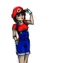 mario sketch by captainsketching on deviantart