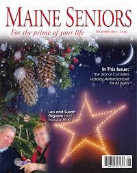 Christmas Tree Cataract Surgery by Maine Seniors Magazine 20 By Maine Green Advantage Magazine Issuu