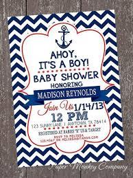 nautical baby shower ideas baby shower invitation best 25 nautical baby showers ideas on
