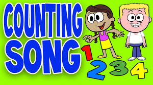 counting songs for children counting together kids songs by