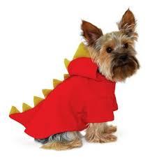 Halloween Dog Costume Halloween Dog Costume Red Dragon