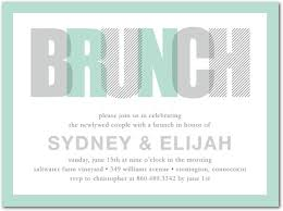 invitation to brunch wording wording brunch invitations