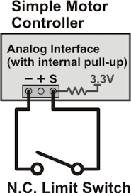 pololu 4 4 connecting a potentiometer or analog joystick