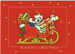 christmas cards from australia hubpages