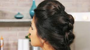 hair style on dailymotion how to make front puff hairstyle at home dailymotion the newest