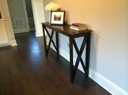 Tables For Hallway Chic Hallway Accent Table Diy Pallet Hallway Table Pallet