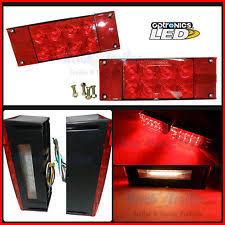led tail lights for a trailer led trailer tail lights exterior parts ebay