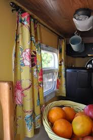Kitchen Curtains With Fruit Design by