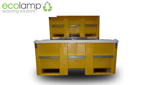 fluorescent l disposal cost new sl2000 pallet box weee waste storage fluorescent tube recycling