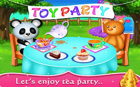 my baby house tea party u0026 cleaning game android apps on