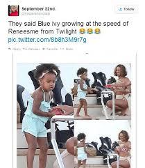 Blue Ivy Meme - funniest blue ivy tweets memes photos bluetwilight bossip