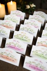 place cards wedding table number cards weddings ideas from evermine