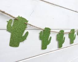 cactus decorations etsy