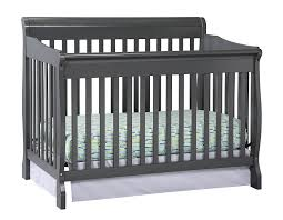 Storkcraft Convertible Crib Stork Craft Modena Convertible Crib Gray Baby