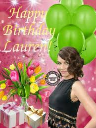 Walking Dead Happy Birthday Meme - january 7 1982 happy birthday lauren cohen lauren plays maggie