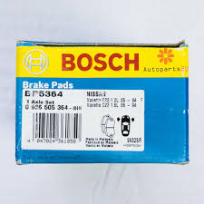 nissan vanette bosch brake pad front for nissan van end 5 1 2020 11 21 am