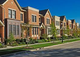 row homes the rowhomes of uptown park ridge il edward r james homes