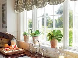 modern window treatments for kitchen kitchen 8 kitchen window treatments stylish curtains kitchen