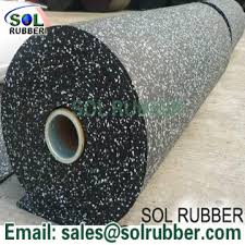 Commercial Rubber Flooring Rubber Roll Flooring Commercial Floor Fitness Floor Sport Flooring