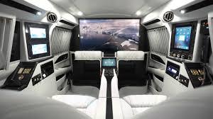 cadillac jeep interior 2016 cadillac escalade sky captain piano edition mobile office by