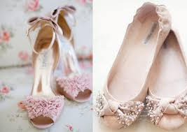 wedding shoes pink pale pink wedding shoes one for saying i do and one for