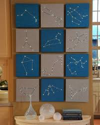 simple wall art ideas to dress up your space martha stewart it s in the stars