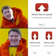 Upload Meme - double uploads are the best scarce know your meme