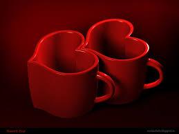 Heart Shaped Mugs 3d Printable Model Heart Shaped Cup Cgtrader
