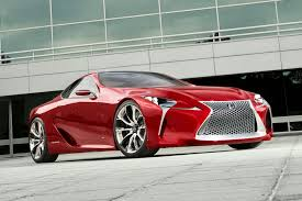 lexus lf lc top speed lf lc could see life as 600hp mercedes fighter