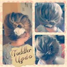 three year old hair dos high ponytails toddler girls hairstyle super cute for toddler