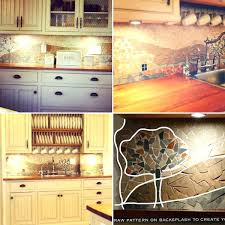 creative backsplash ideas for kitchens creative backsplash ideas kitchen ideas on a budget easy backsplash