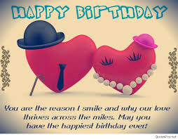 Halloween Birthday Greeting Messages by Happy Birthday Love Cards Messages And Sayings