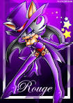 deviantART: More Like Rouge the bat Naked by