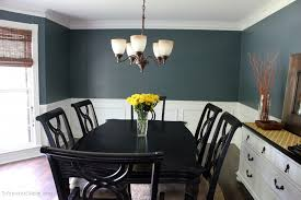 dining room colors benjamin moore dining room before and after erin spain