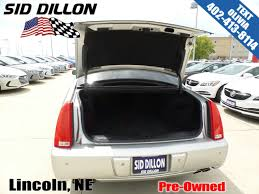 pre owned 2008 cadillac dts w 1sd 4 door sedan in lincoln