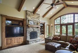 ranch house plans with vaulted great room