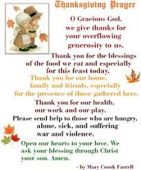 How Do You Say Thanksgiving Day In Thanksgiving Grace Thanksgiving And Gratitude With A Prayer