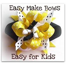 how to make a hair bow easy make hair bows picmia