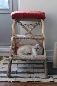 diy cat tree with hammock ikea hackers bloglovin u0027