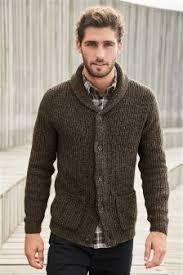 mens cardigans zip u0026 shawl neck cardigans next official site