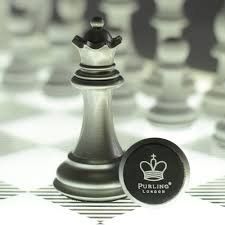 buy purling london dark chess set metallic silver v gloss