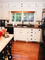 how to paint above kitchen cabinets remodelaholic from oak kitchen cabinets to painted white