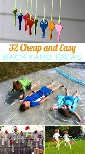Backyard Cheap Ideas 32 Cheap And Easy Backyard Ideas That Are Borderline Genius