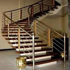 Stainless Steel Handrails For Stairs Stainless Steel Hand Rail Manufacturer From Chennai