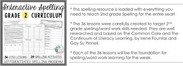 interactive spelling grade 2 jen bengel